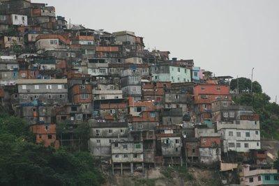 Rio favela (Slum) #2