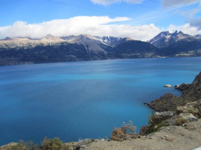 Driving through Patagonia - Beautiful!