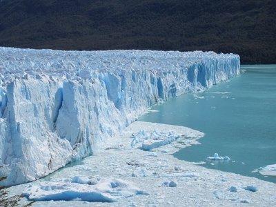 The Puerto Marino Glacier