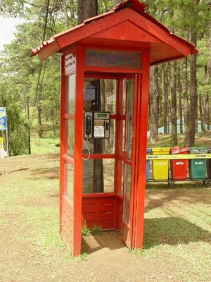 Baguio Phone Booth