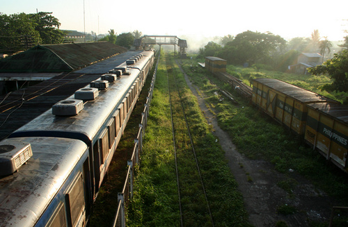 Naga Train Yard