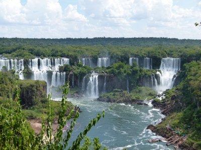 2. Foz do Iguazu, Brazil
