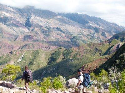 1. The Inca Trail
