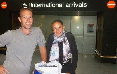 3. International arrivals