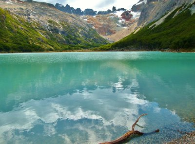 4. Lagona Esmeralda - emerald lagoon