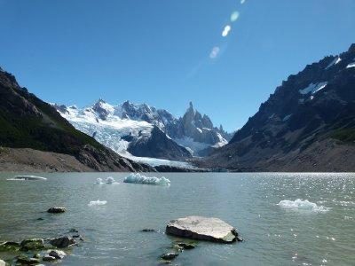5. Laguna torre, El Chalten, Argentina