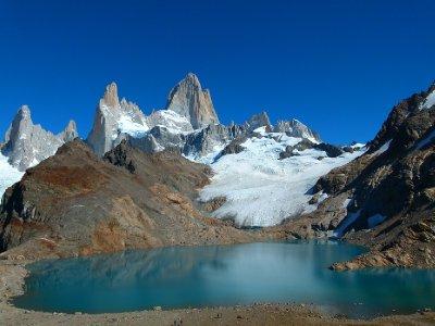 6. Laguna de los tres, El Chalten, Argentina