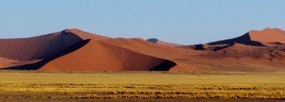 6. Sand dune scenery