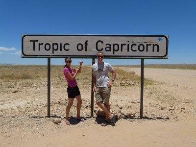 7. Tropic of Capricorn