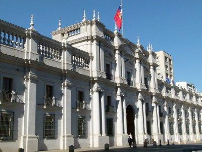 Santiago, Palace