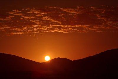 r. Chris D's photo.  Dune 45 sunrise