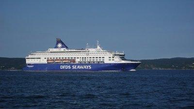 Kos - danskebåten
