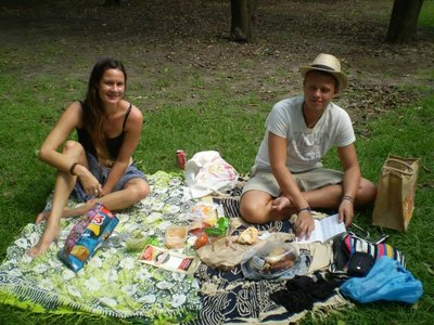 Picnic with Emily