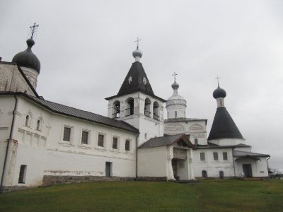 Ferapontov monastery