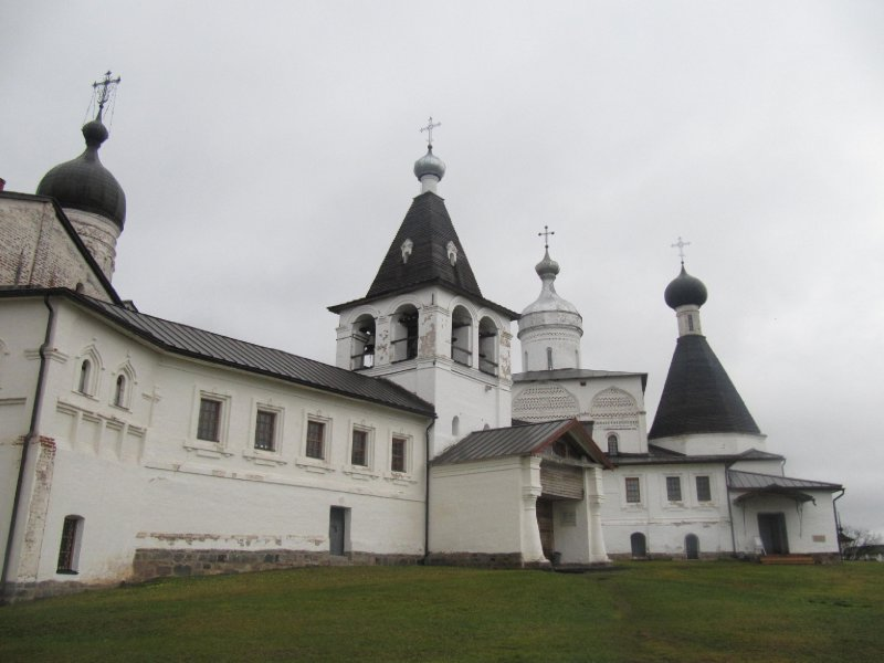 Ferapontov monastery