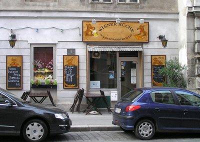 VIENNA_Wiener Kuche at Burggasse