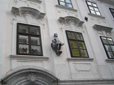 VIENNA_house at Burggasse 19