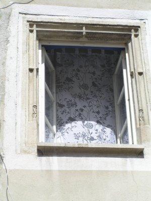 AU_window in Stein (Lower Austria)