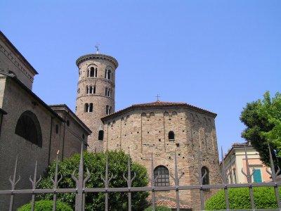 ITALY_Ravenna - Battisero degli Ortodossi & Capella di S.Andrea