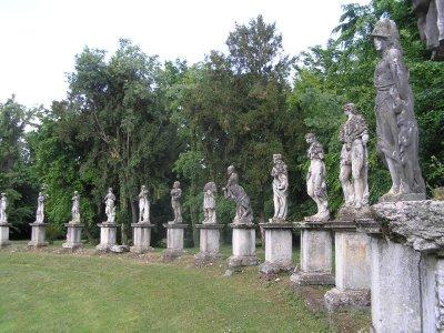 ITALY_Castelfranco Veneto - Revedin Bolasco Garden