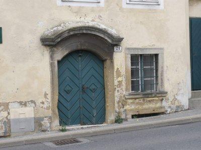 AUSTRIA_Eisenstadt door