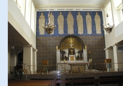 """VIENNA_Kirche """"Zum Helligen Geist"""" Pfase Schmelz"""