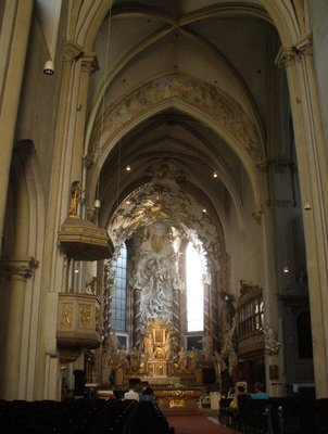 VIENNA_Michaelerkirche 1