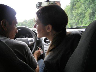 Angelica and Fernando
