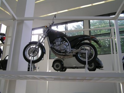 Bike - Pinakothek Der Moderne (Munich, Germany)
