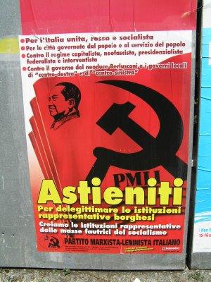 ITALY_Marxista-Leninista Italiano in Ravenna