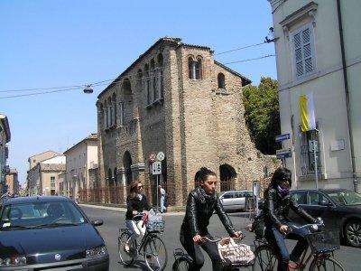 ITALY_Ravenna - Palazzo Teodorico