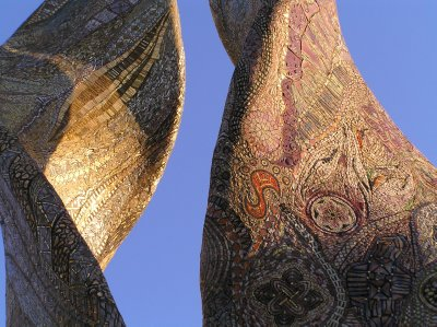 ITALY_Ravenna - mosaic fontain (fragment)