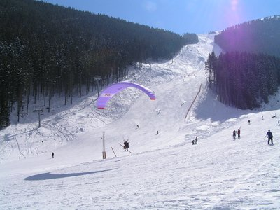 BULGARIA - Bansko - slopes