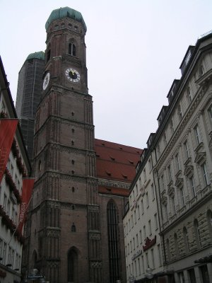 GERMANY_Munich - Frauenckirhen