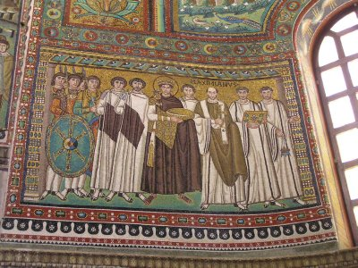 ITALY_Mosaics of San Vitale (Ravenna)