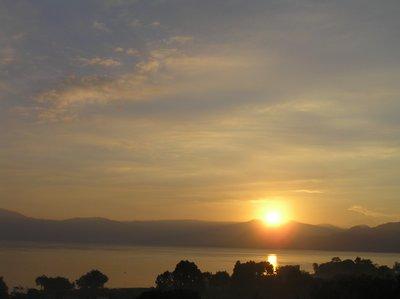 GUATEMALA - Lago Atitlan - sunrise