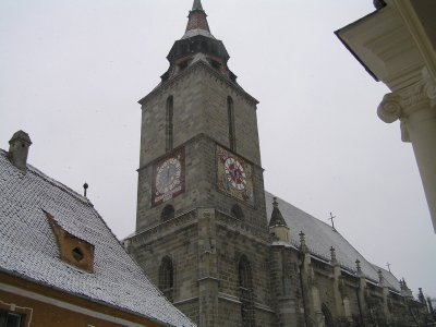 ROMANIA (Brasov) - Black Church