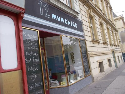 "AU_Vienna - ""12 Munchies"" in 18th district"