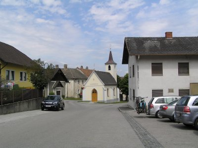 AU_Schallaburg village