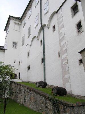 AU_Stift Klosterneuburg - in the yard