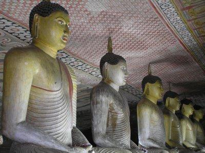Sri Lanka_Dambulla Caves