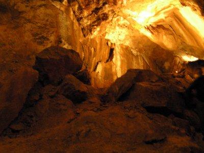 AU_Mammoth cave (Dachstein, Salzkammergut)