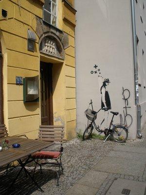 BERLIN - graffiti everywhere