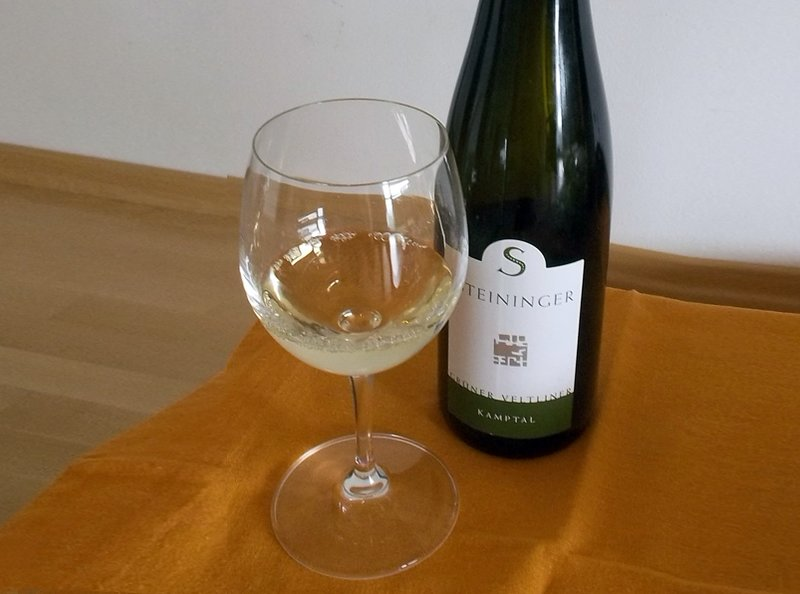 AU_Grüner Veltliner by winery Steininger