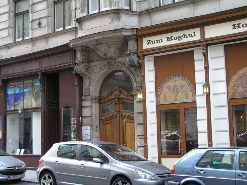 VIENNA_Zum Moghul at Burggasse