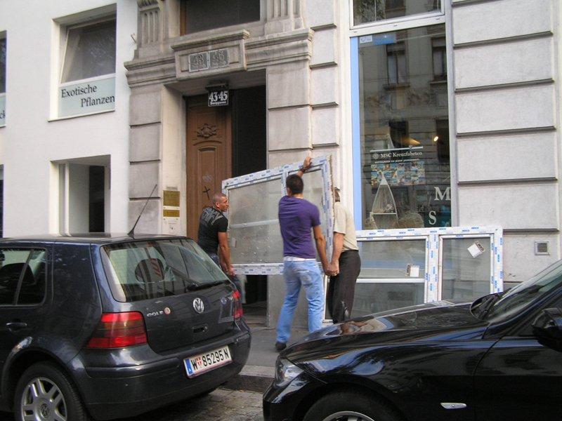 VIENNA_Burggasse is working