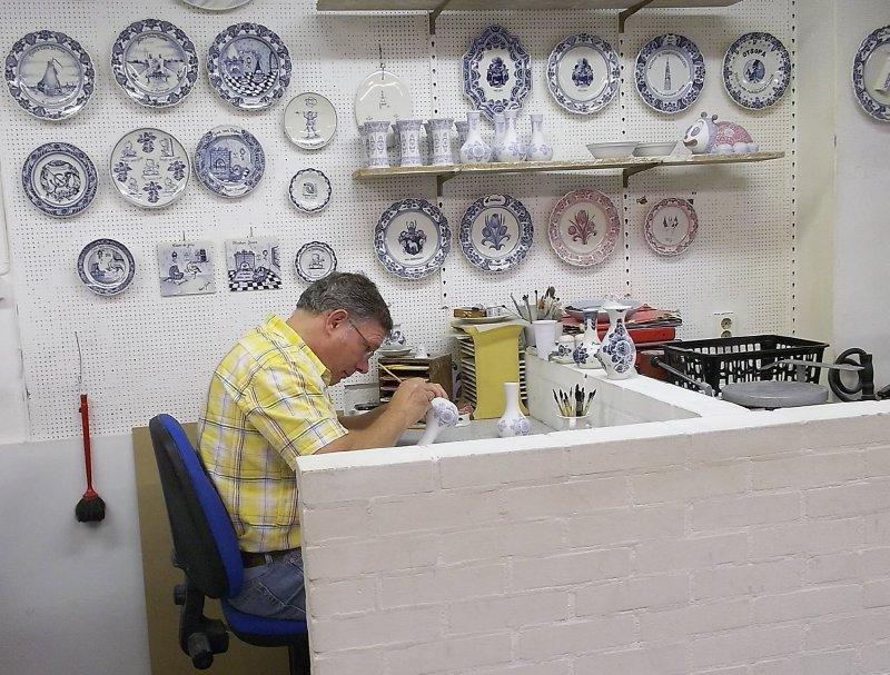 NL_white & blue (Delft Pottery)