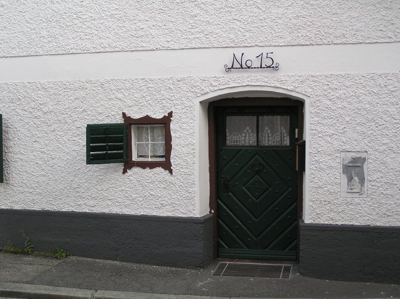 AU_Bad Ischl - house no 15