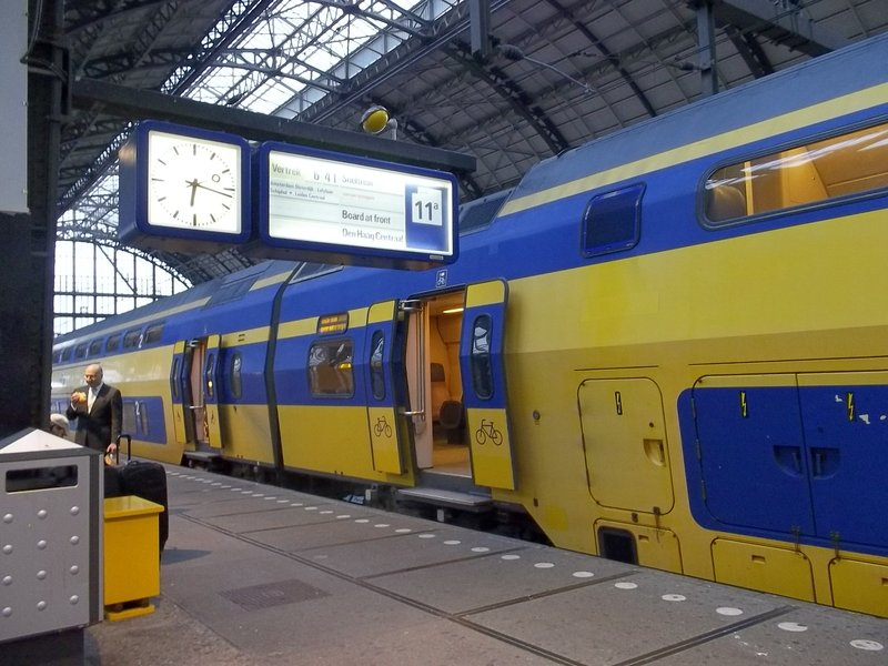 NETHERLANDS_trains