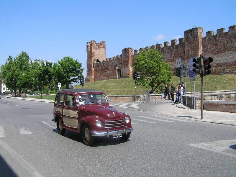 ITALY_Castelfranco Veneto - walls